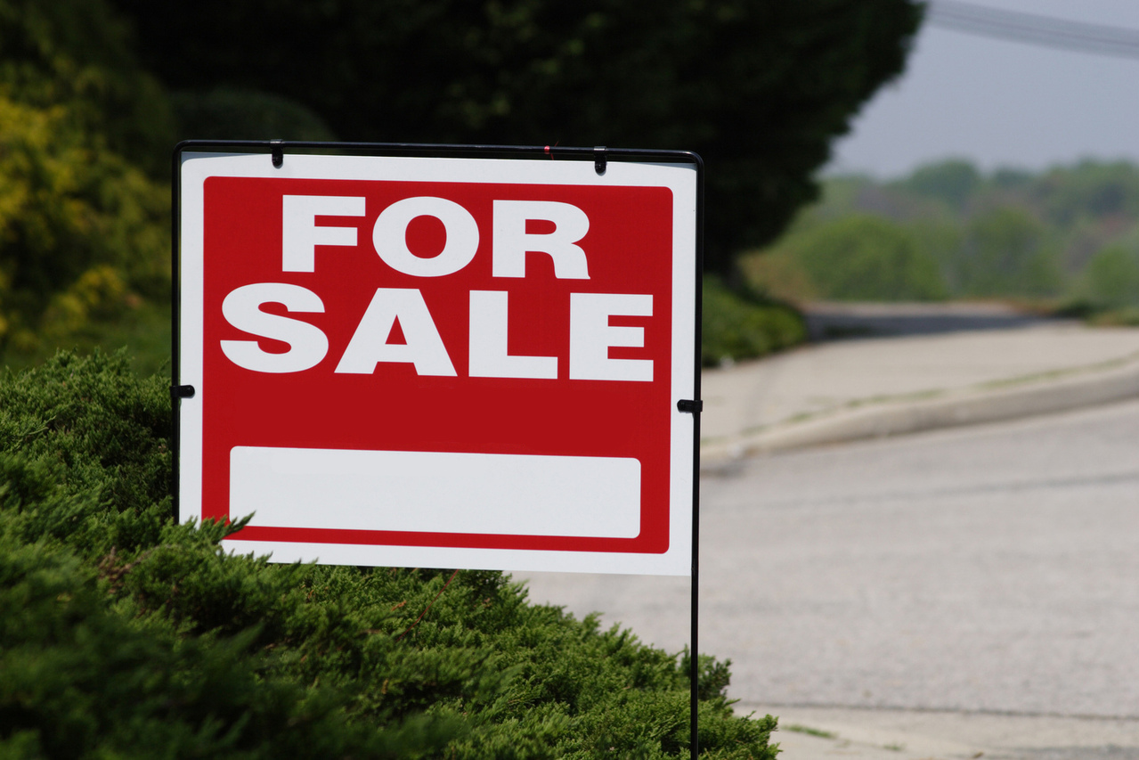 for sale sign 1 - Helping People Sell and Buy their Property Using Social Media