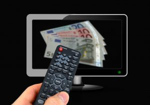 TV 300x209 - Real Estate VS Sports Betting and Casino Gambling - Are They the Same?